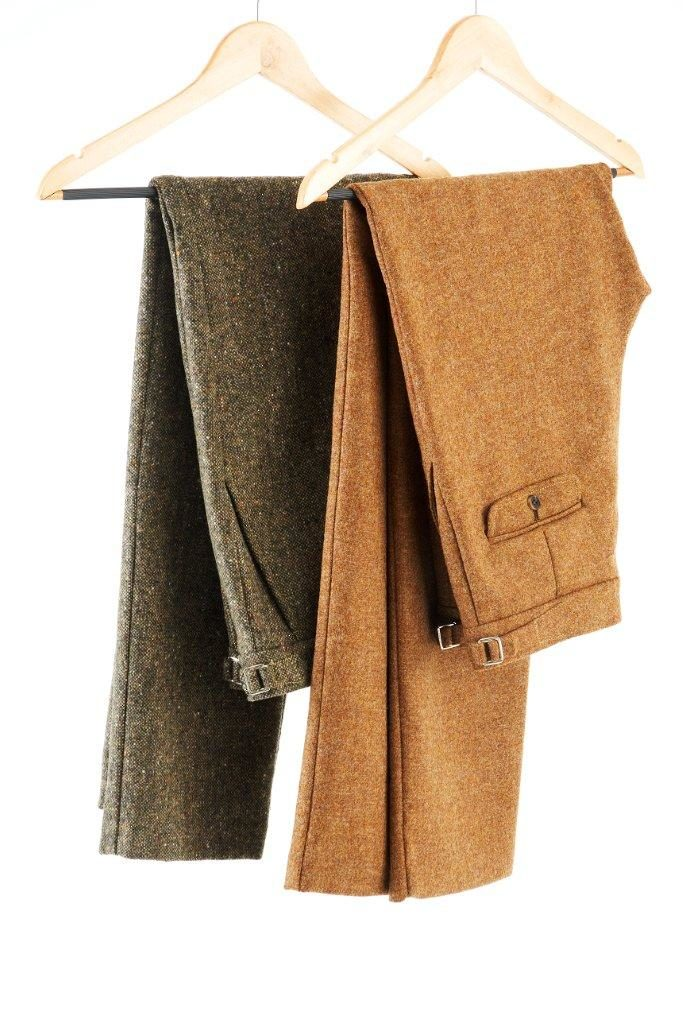 Mens Trousers – Brown