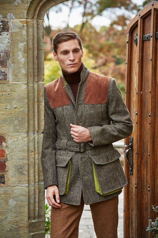 Norfolk Jacket – Donegal