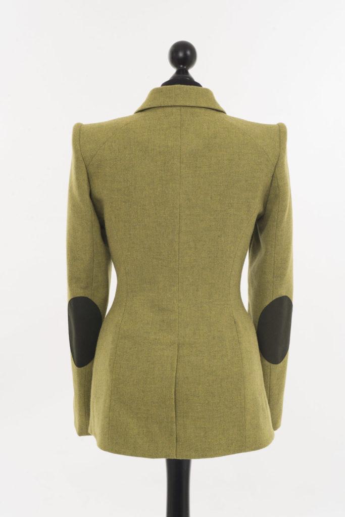 Va Va Voom Jacket – Chartreuse