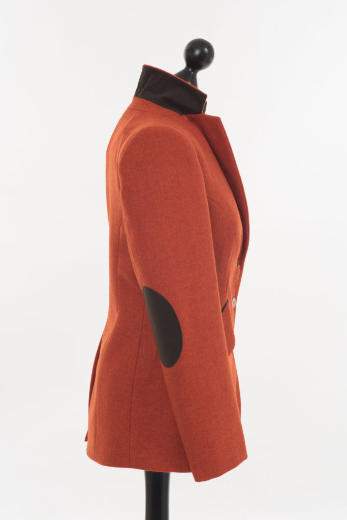 Va Va Voom Jacket – Burnt Orange