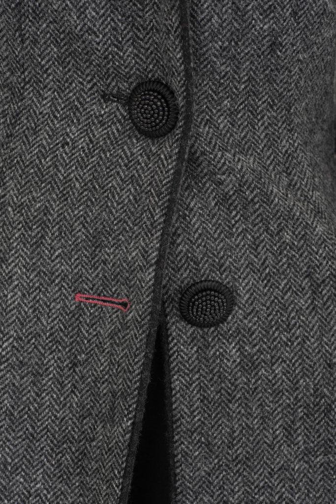 Ballinrobe – Grey Herringbone