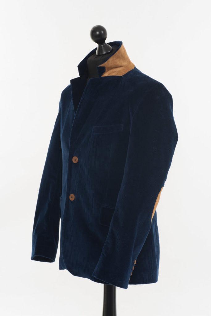 Connacht – Royal Blue Corduroy