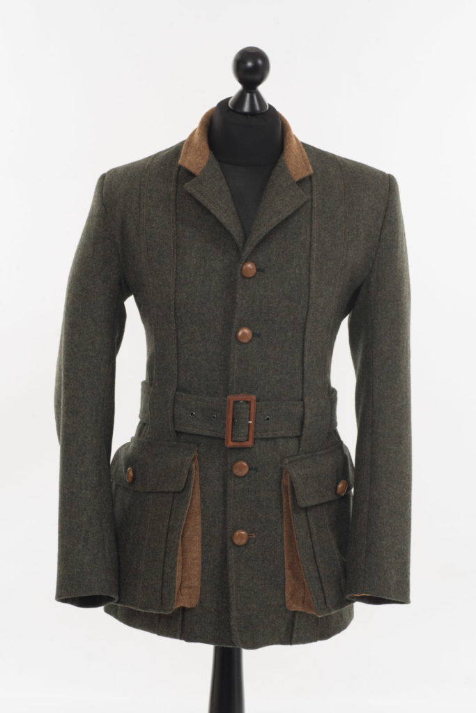 Lucan Norfolk Jacket – Loden Green