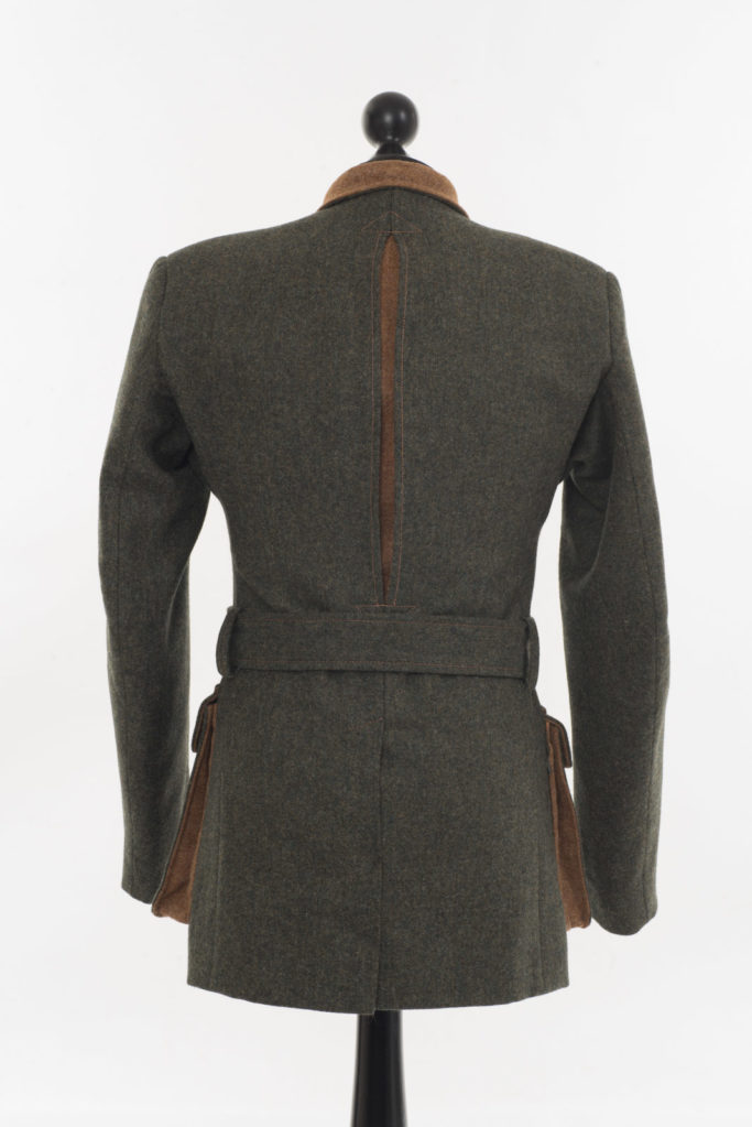 Lucan Norfolk Jacket – Loden Green