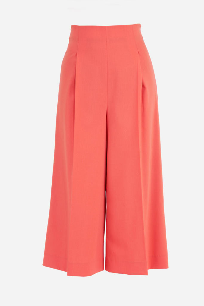 Ladies Culotte – Coral Sportswool